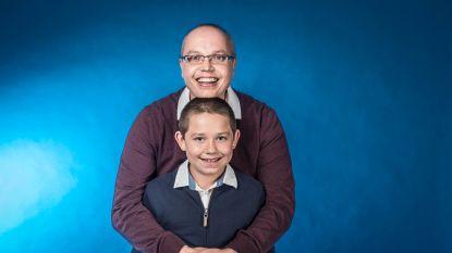 Tafeltenniskampioen en zieke vader uit Zutendaal in 'Vandaag over een jaar'