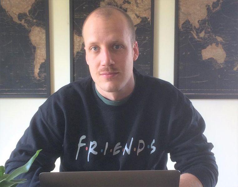 Mathias Pierquin schrijft een verhaal met alle Hallenaren.