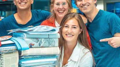 Lies, de vrouw van Maarten Breckx, wordt vaste nieuwslezeres Q-Ochtendshow