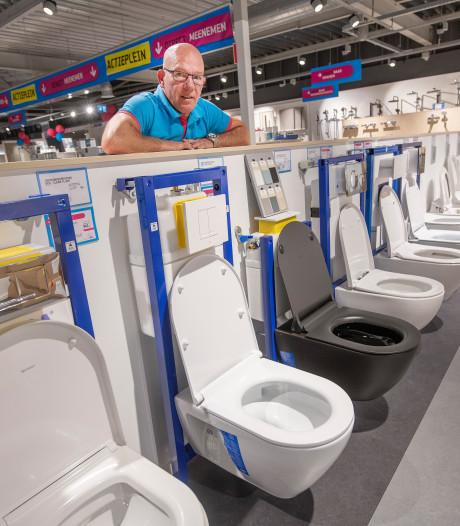Van vegen naar sproeien: douche-wc steeds populairder