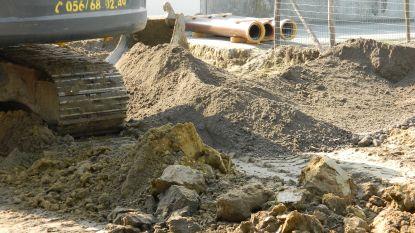 Cardijnwijk Sleidinge krijgt nieuwe voetpaden