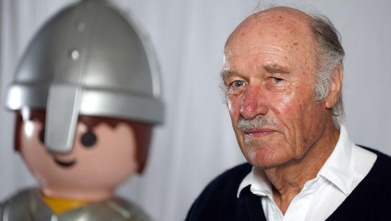 Horst Brandstätter, foto uit 2010.