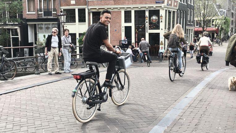 De fietsen zijn van het model Cortina E-U5. Beeld E-bike to go