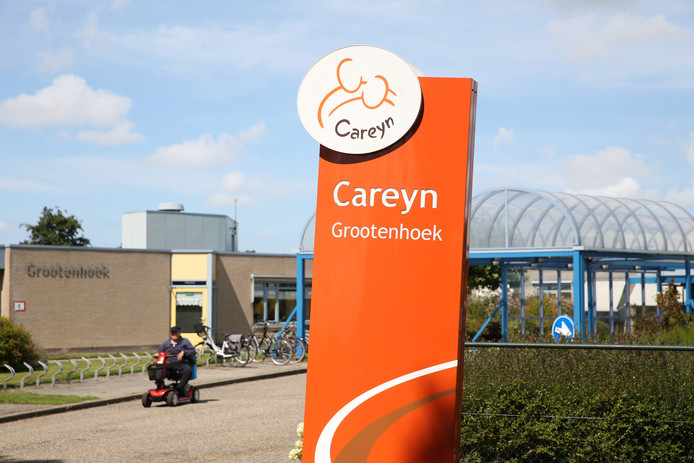 Careyn-verpleeghuis Grootenhoek in Hellevoetsluis