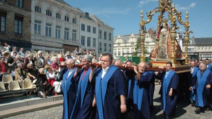 Hanswijk beperkt zich tot bidprocessie in aanloop naar zwaar feestjaar voor 750ste verjaardag in 2023