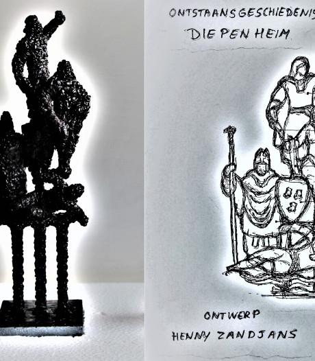 Beeld Henny Zandjans gaat plein in Diepenheim sieren