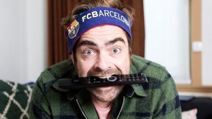 """Het kijkgedrag van televisiemaker Pedro Elias (44): """"Pipi Langkous op z'n Spaans"""""""