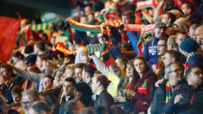 """KVO-fans euforisch nu licentie binnen is: """"Precies alsof we kampioen zijn geworden"""""""