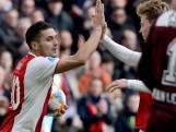 Ajax verkleint gat met PSV na ruime thuiszege op NAC