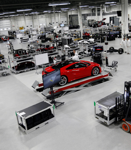 Trump dreigt met importheffing van 20 procent op Europese auto's