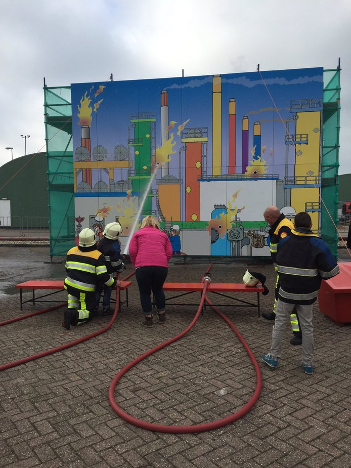 Op de Open Dag zijn er volop activiteiten voor kinderen.