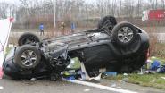 65-jarige man overleeft ongeval op E40 in Landen niet