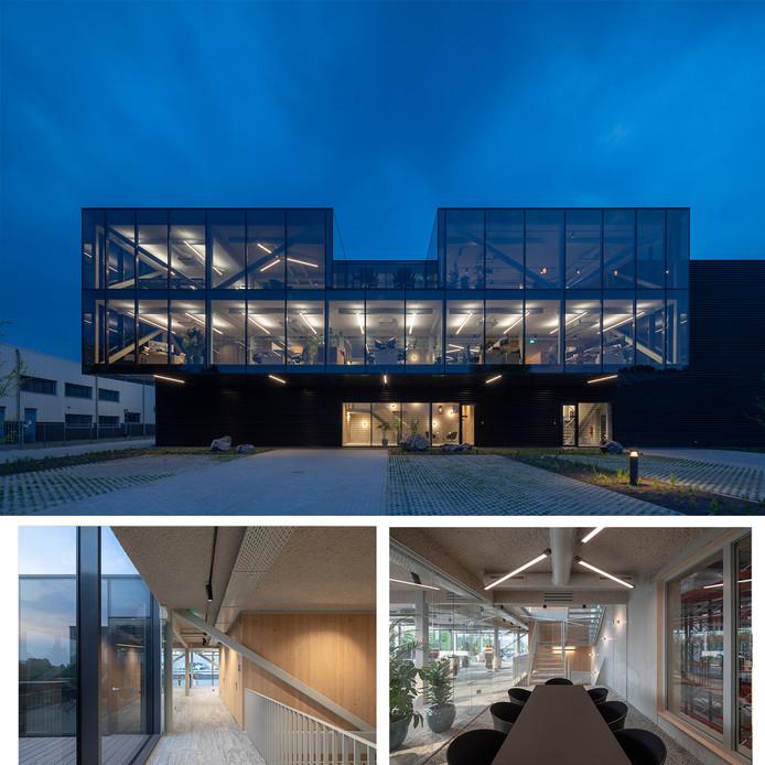 2. Melis Logistics - Duiven |  Architectuur Prijs Achterhoek 2019
