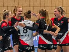 Apollo 8 in drie sets langs Regio Zwolle Volleybal