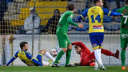 """Buitenspelgeurtje aan openingsgoal deert Lukas Van Eenoo (Westerlo) niet: """"Goed dat aanvaller voordeel van de twijfel krijgt"""""""