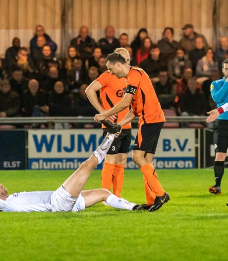 Derby tussen De Bataven en SC Bemmel zindert en trekt veel bekijks, maar blijft doelpuntloos