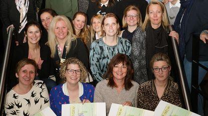 Ladies Circle schenkt 13.350 euro aan zeven goede doelen