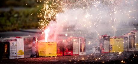 Vuurwerkverbod losse flodder; nauwelijks nieuwe knalvrije zones