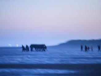 Dertig migranten gered uit Kanaal ter hoogte van Grevelingen