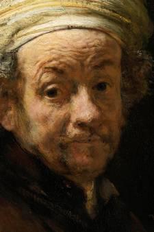 Roof Rembrandt en Renoir lijkt wel filmscenario