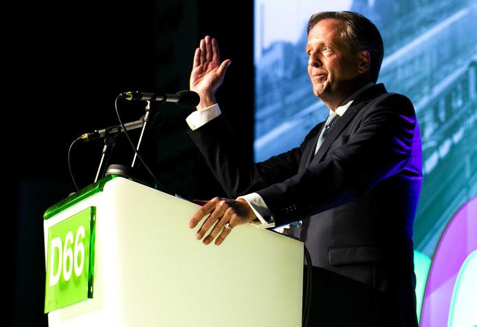 D66-leider Alexander Pechtold stapt op als fractievoorzitter van D66