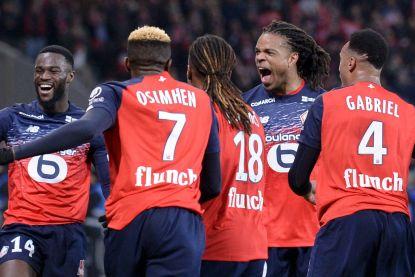 Denayer valt uit in Lille - Lyon (1-0) - Saelemaekers weer niet van de bank - Belgen scoren in Heracles vs RKC
