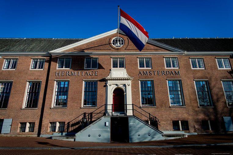 Museum de Hermitage in Amsterdam. Beeld ANP