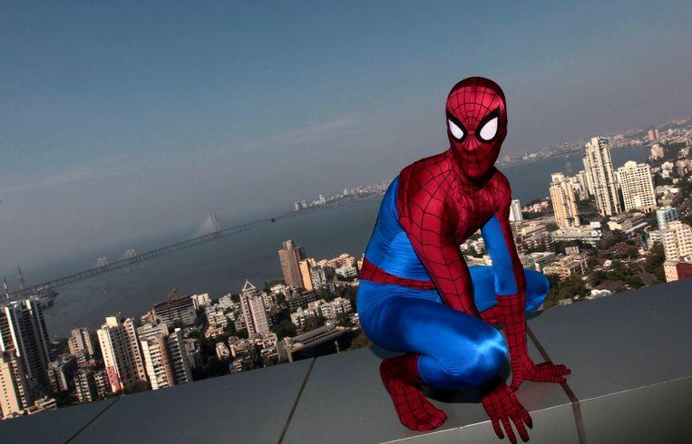 Onder andere Spider-Man werd door Stan Lee bedacht.