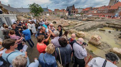 Ieper toont zijn verleden tijdens Archeologiedagen