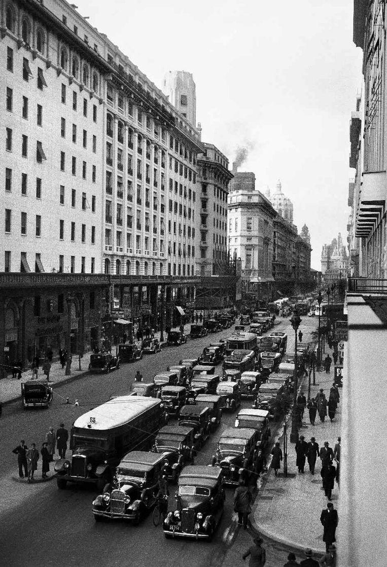 Buenos Aires, 1936. Beeld Horacio Coppola