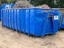 Zware buit: dieven stelen container vol betonijzer in Boxmeer