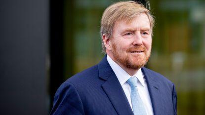Nederlanders verkiezen Willem-Alexander tot meest holebivriendelijke mediapersoonlijkheid