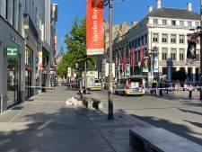 Verdachte van steekpartij op Antwerpse Meir blijft in de cel