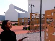 Kunstwerk voor Osse werkers wordt 'Plein van de Ambachten' aan de Oostwal