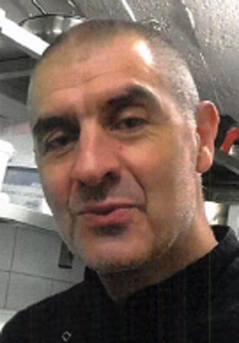 Opsporingsbericht Fausto Cardoso De Gouveia