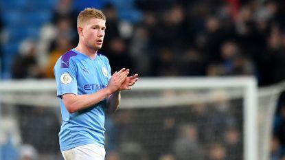 """""""De Bruyne moet applaudisseren voor spelers die zijn veters nog niet mogen strikken"""": stevige kritiek op erehaag City-spelers voor Liverpool"""