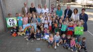 'Krullenbol' bereidt kleuters Balgerhoeke voor op het leren schrijven