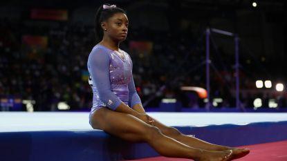 Biles twijfelt over Olympische Spelen: Amerikaanse sukkelt met blessure en... ligt overhoop met turnfederatie