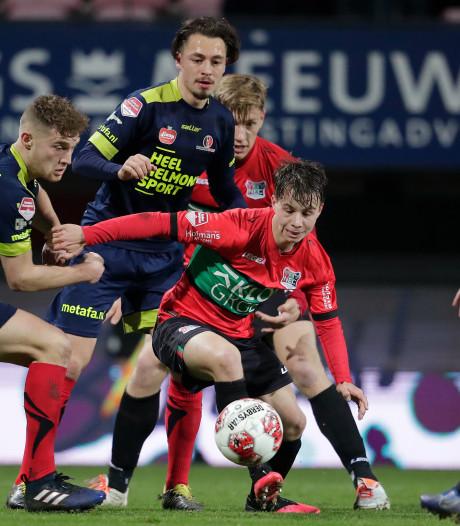 Samenvatting   NEC - Helmond Sport