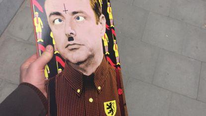 De Wever ook bij skaters de populairste
