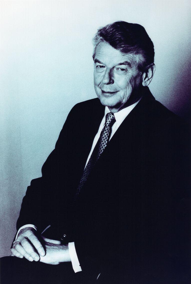 Wim Kok, 1998. Beeld