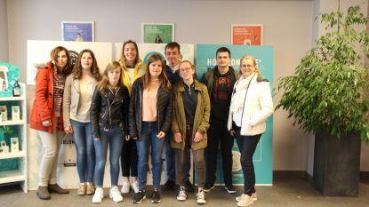 Poperingse middelbare scholieren ontdekken bedrijfsleven tijdens Open Industriedag Sappenleen