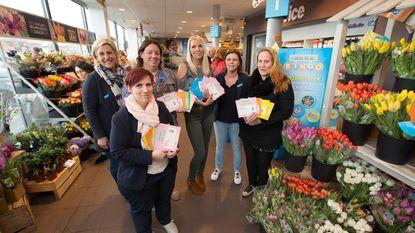 Vriendinnen gebruiken Hollandse Bingo-actie Albert Heijn voor goed doel