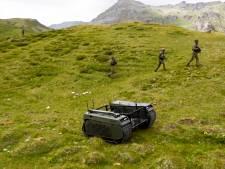 Ten strijde gaan met peleton van robots: het is dichterbij dan je denkt