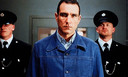 Vinnie Jones in de fllm Mean Machine.