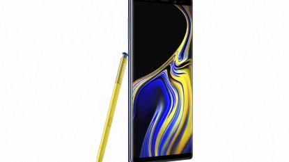 Samsung Galaxy Note 9, verbeteringen speciaal voor de liefhebber