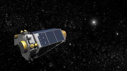 Ruimtetelescoop Kepler zit na opsporen van duizenden planeten bijna zonder brandstof