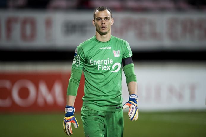 NEC-doelman Joris Delle.