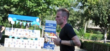 Marathon XL op merkwaardig parcours levert Wesley Quist 1500 euro op voor Stichting SoSijn