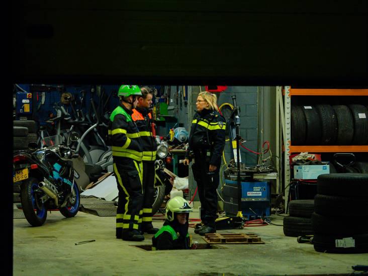Ondergrondse hennepkwekerij gevonden met 600 planten in Tilburg, drie aanhoudingen